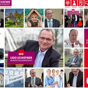 Udo Schiefners Homepage
