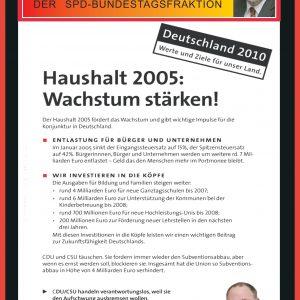 WALTER SCHÖLER, MdB Kreis Viersen