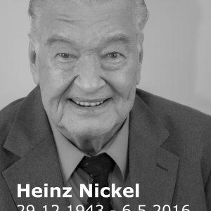 Heinz Nickel