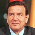 BUNDESKANZLER GERHARD SCHRÖDER (SPD)