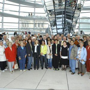 WALTER SCHÖLER (MdB) mit Bürgerinnen und Bürgern aus dem Kreis Viersen