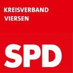 Logo: SPD Kreisverband Viersen