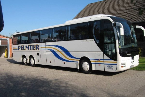 Bus-Tour - Nah dran